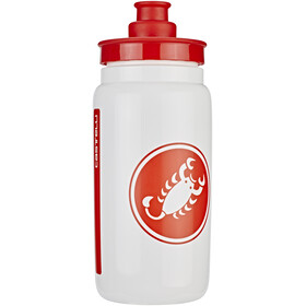 Castelli Water Bottle white